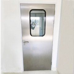 China clean room stainless steel door